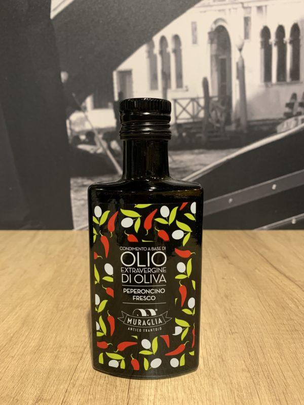 Huile d'olive muraglia piment