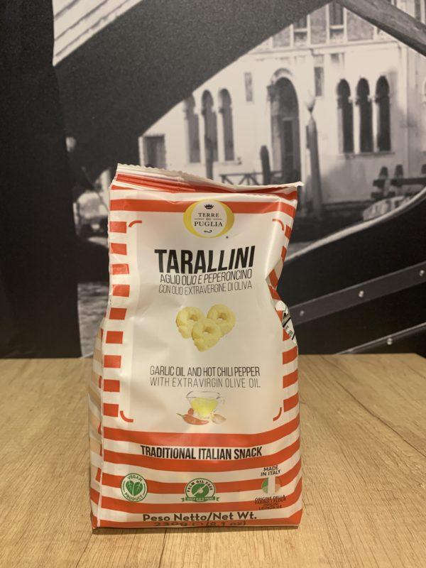 Tarallini au piment