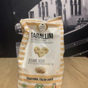 Tarallini au sésame