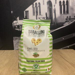 Tarallini aux fenouils