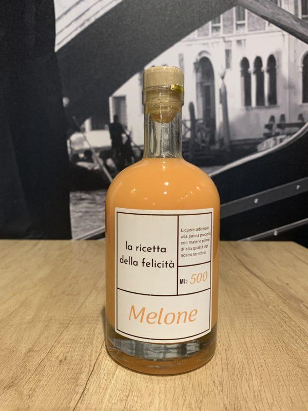 Liqueur crème de melon